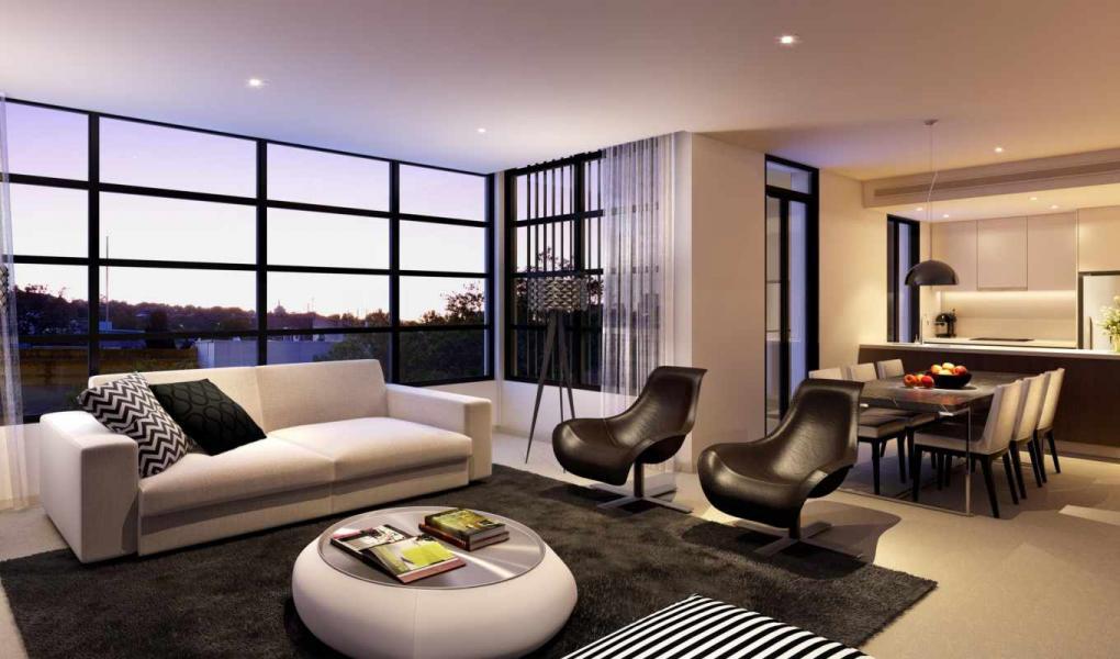 Дизайн интерьер квартиры фото обои