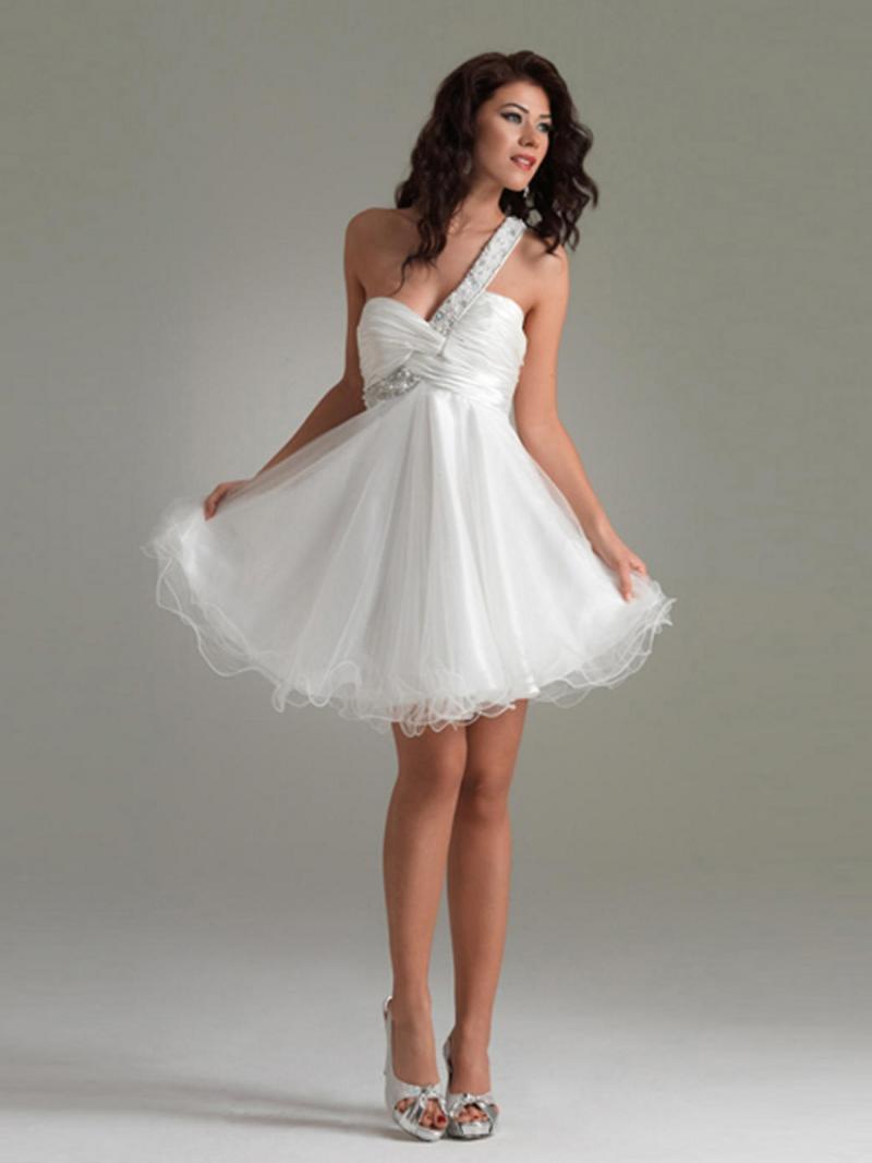 Свадебные платья только мини фото