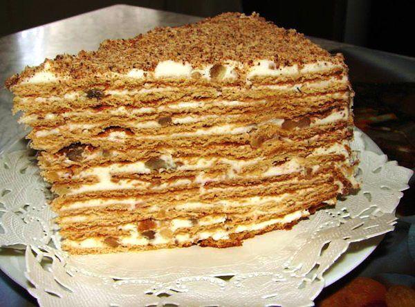 Торт дамские капризы с фото